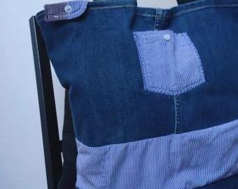 Džínová taška