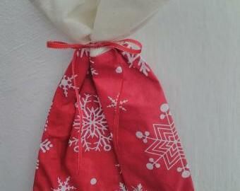 Vánoční pytlíček na menší dárky