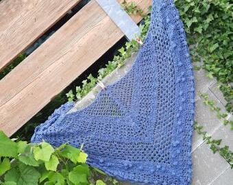 Maxi šátek Borůvky