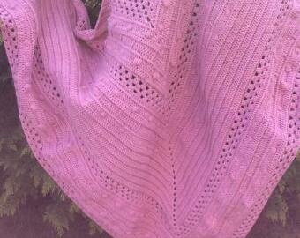Maxi šátek Růzenka