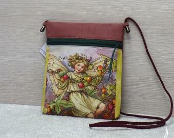 Dětská kabelka s obrázkem - barevná