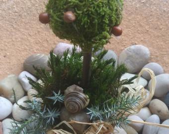 Malý stromek pro velkou radost :-)