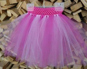 Tutu sukně - Růžovka