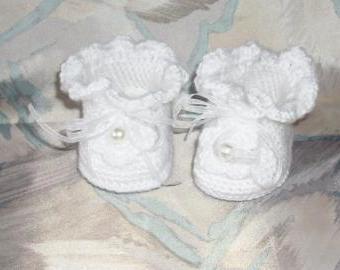 Kojenecké botičky