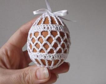 Obleček na vajíčko - vzor č. 3