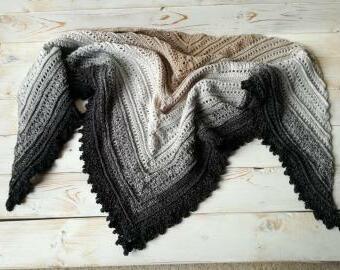 Šátek ... vintage styl