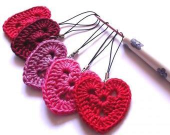 Daruj srdéčko od srdce - přívěsky (30 kusů)