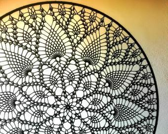 Krajka do lapače snů - 50 cm