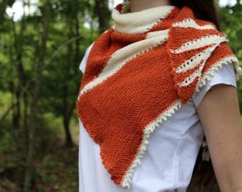 Šátek cik-cak