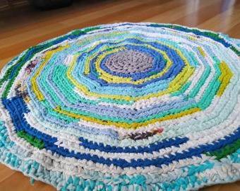 Barevný kobereček