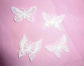 krajkoví motýlci