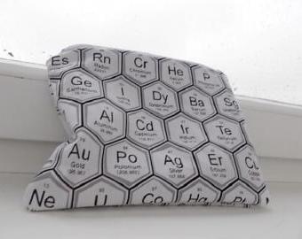 Periodická tabulka prvků - kosmetická taška