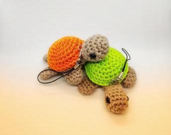 Háčkovaná želvička