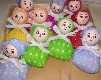 Levandulové panenky