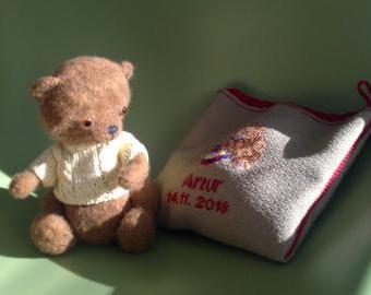 Orginální sběratelský medvídek v darkověm balení