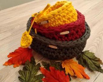 Podzimní variace Košíčků